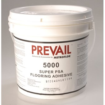 MetroFlor Prevail Luxury Vinyl Flooring Adhesive 1 Gallon Bucket