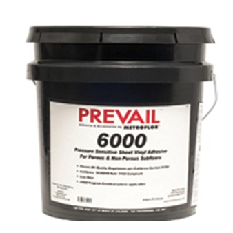 MetroFlor Prevail Luxury Vinyl Flooring Adhesive 4 Gallon Bucket