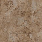 MetroFlor Express Tile: Latte Luxury Vinyl Tile 80824CB