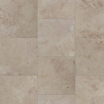 MetroFlor Commonwealth Tile: Almond Luxury Vinyl Plank 10524