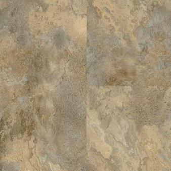 Armstrong Luxe FasTak: Lexington Slate Sand and Sky Luxury Vinyl Tile A6701