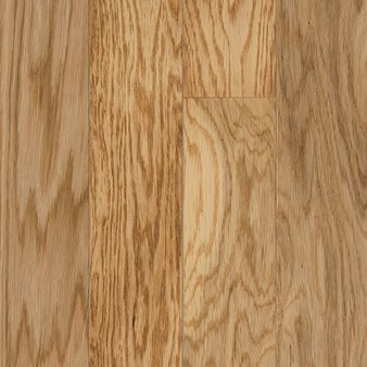 "Bruce by Armstrong Turlington Signature Series: Natural 3/8"" x 3"" Engineered Oak Hardwood E3310"