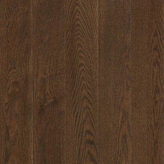 "Bruce by Armstrong Turlington Signature Series: Mocha 3/8"" x 3"" Engineered Oak Hardwood E3312"