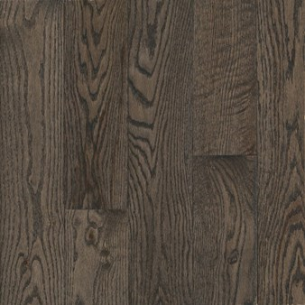 "Bruce by Armstrong Turlington Signature Series: Silver Oak 3/8"" x 3"" Engineered Oak Hardwood E3313"