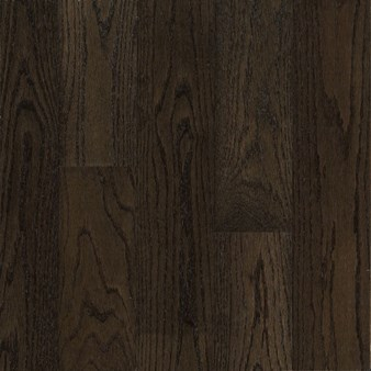 "Bruce by Armstrong Turlington Signature Series: Espresso 3/8"" x 3"" Engineered Oak Hardwood E3314"
