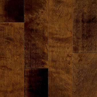 "Bruce by Armstrong Turlington Signature Series: Glazed Ginger 3/8"" x 3"" Engineered Oak Hardwood E3316"