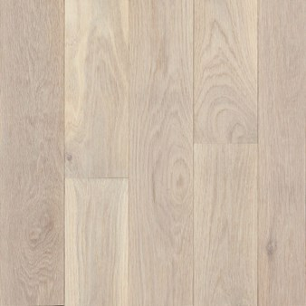 "Bruce by Armstrong Turlington Signature Series: Antique White 3/8"" x 3"" Engineered Oak Hardwood E5311"