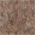 Mohawk Simplesse Collection: Cappuccino Brun Luxury Vinyl Tile 52406