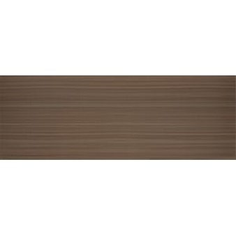 "Roca Antibes: Marron 10"" x 28"" Ceramic Wall Tile FSQ01EB251"