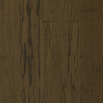 "USFloors Natural Corboo: Moss 1/2"" x 5 1/4"" Locking Solid Strand Woven Bamboo 604LWHC17"