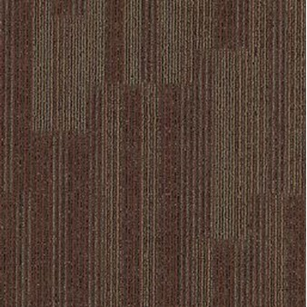 "Mohawk Aladdin Go Forward Tile: Brick 24"" x 24"" Carpet Tile MHCT-1T45-358"