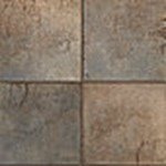 "Mohawk Quarry Stone: Forest 4"" x 4"" Porcelain Tile 2879"