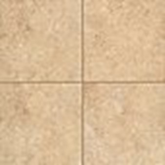 "Mohawk Pantego Bay: Gold Shell 12"" x 12"" Ceramic Tile 14980"