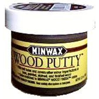 Minwax Red Mahogany Wood Putty 3.75 oz. jar