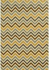 Shaw Living Angela Adams Canopy (Beige) Rectangle 3'6