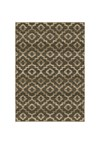 Shaw Living Concepts Flora Vista (Beige) Rectangle 1'11