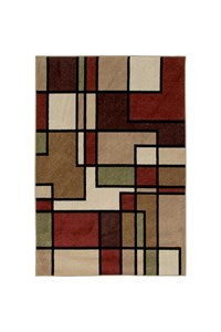 Shaw Living Nexus Glass Block (Amber) Rectangle 5'0