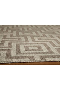 Shaw Living Timber Creek By Phillip Crowe Lake House (Beige) Rectangle 7'8
