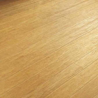 "EcoTimber EcoBamboo: Honey Natural 9/16"" x 4 3/4"" x 72 7/8"" Engineered Woven Bamboo WBEH44"