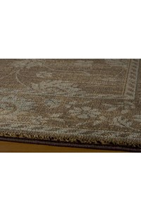 Shaw Living Antiquities Mille Fleur (Beige) Runner 2'2