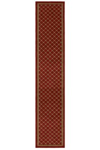 Shaw Living Nexus Tapestry (Garnet) Rectangle 3'6