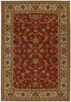 Nourison Collection Library Alexandria (AL01-GLD) Runner 2'3