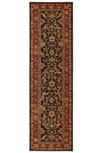 Nourison Collection Library Alexandria (AL02-MTC) Runner 2'0