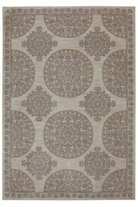 Nourison Collection Library Ashton House (AS03-SIE) Runner 2'0