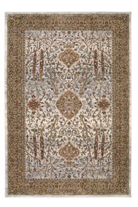 Nourison Collection Library Chambord (CM01-IV) Rectangle 2'3