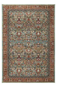 Nourison Collection Library Chambord (CM07-GLD) Runner 2'0