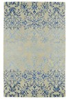 Nourison Collection Library Hamilton House (HH04-GLD) Runner 2'0