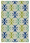 Nourison Nourtex India House (IH01-BUR) Rectangle 3'6