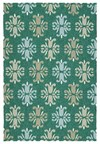 Nourison Nourtex India House (IH02-RUS) Rectangle 3'6