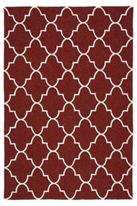 Nourison Nourtex India House (IH08-GRY) Rectangle 2'6