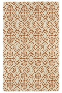Nourison Nourtex India House (IH66-OLI) Rectangle 2'6