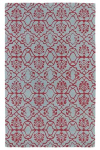 Nourison Nourtex India House (IH67-RED) Rectangle 2'6