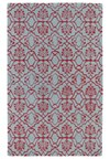 Nourison Nourtex India House (IH67-RED) Rectangle 3'6