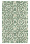 Nourison Collection Library Jaipur (JA15-BLK) Runner 2'4