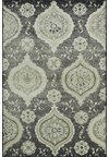 Nourison Collection Library Jaipur (JA70-MTC) Runner 2'4