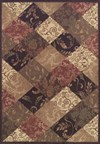 Nourison Liz Claiborne Home Radiant Impressions (LK02-TL) Rectangle 3'6