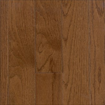 "Bruce Hardwood Flooring by Armstrong Manchester Strip: Saddle 3/4"" x 2 1/4"" Solid Red Oak Hardwood C217"