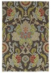 Nourison Collection Library Tropics (TS02-KHA) Rectangle 5'3