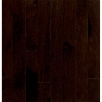 "Bruce Turlington American Exotics Walnut: Cocoa Brown 3/8"" x 5"" Engineered Walnut Hardwood E3537"