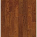 "Bruce Turlington American Exotics Cherry: Bronze 3/8"" x 3"" Engineered Cherry Hardwood E7306"