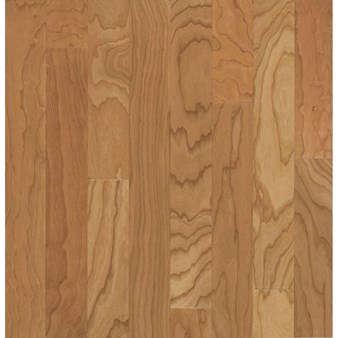 "Bruce Turlington American Exotics Cherry: Natural 3/8"" x 3"" Engineered Cherry Hardwood E7300"