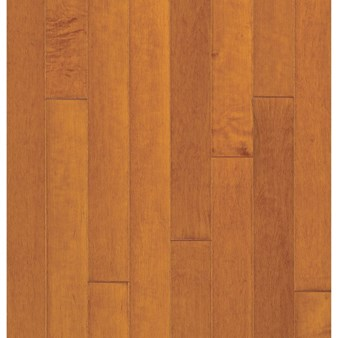 "Bruce Turlington American Exotics Maple: Cinnamon 3/8"" x 5"" Engineered Maple Hardwood E4533Z"