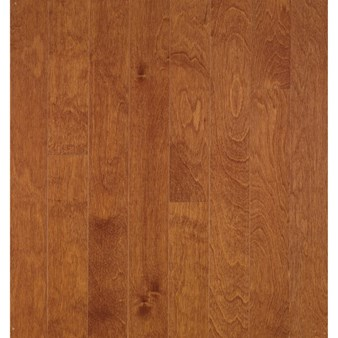 "Bruce Turlington American Exotics Birch: Derby 3/8"" x 3"" Engineered Birch Hardwood E3562"