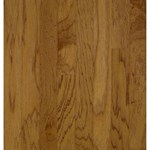 "Bruce American Treasures Hickory: Oxford Brown 3/4"" x 3"" Solid Hickory Hardwood C3717"