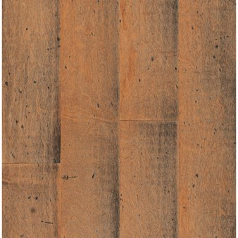 "Bruce American Originals Maple Rustic Maple: Santa Fe 3/8"" x 5"" Engineered Maple Hardwood ER7564Z"