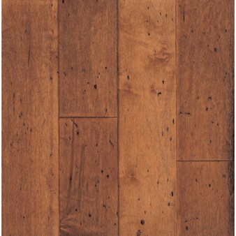 "Bruce American Originals Maple: Grand Canyon 3/8"" x 3"" Engineered Maple Hardwood ER7360Z"